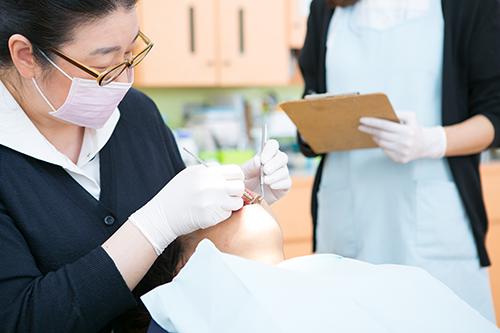 歯周病内科治療